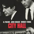 City Hall Double Sided Original Movie Poster 27x40 inches