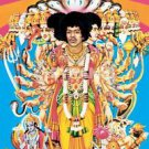 Jimi Hendrix Style b   Poster 13x19 inches