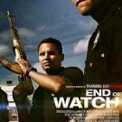 End of Watch Style A Movie Poster Style E 13x19