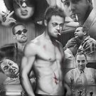 Fight Club Style D Movie Poster  13x19