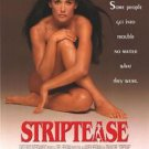 StripTease Movie Style B Poster 13x19 inches