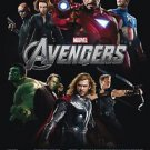 Avengers Style A Movie Poster 13x19