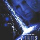 Virus  Single Sided Original Movie Poster 27x40