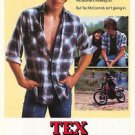 Tex Single Sided  Original Movie Poster  27X40