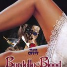 Bordello of Blood Double Sided Original Movie Poster 27x40 inches