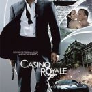 Casino Royale Style E Movie Poster 13x19 inches