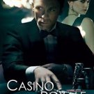 Casino Royale Style M Movie Poster 13x19 inches