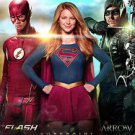 Supergirl Tv Show  Poster Style g 13x19 inches