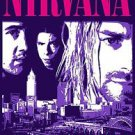 Nirvana Style c  Poster 13x19 inches