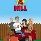 King of the Hill Tv Show Poster Style H 13x19 inches