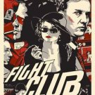 Fight Club Style B Movie Poster  13x19