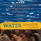 Water Double Sided Original Movie Poster 27x40 inches