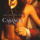 Casanova International Double Sided Original Movie Poster 27x40 inches