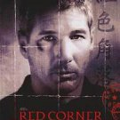 Red Corner Double Sided Original Movie Poster 27x40 inches
