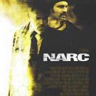 Narc Original Movie Poster Double Sided 27x40 inches