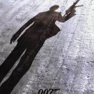 Quantum of Solace Advance German Original Movie Poster Double Sided 24x36 inches