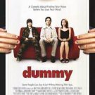 Dummy Single Sided Original Movie Poster 27x40 inches