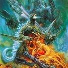 "GODZILLA vs MECHAGODZILLA Movie Poster 13""x19"""
