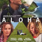 Aloha  Double Sided Original Movie Poster 27x40