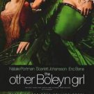 Other Boleyn Girl Double Sided Original Movie Poster 27x40 inches