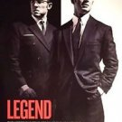 """Legend 2016 Two Sided 27""""x40' inches Original Movie Poster"""