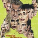 Rules Of Attraction Regular Single Sided Original Movie Poster 27x40 inches