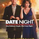 Date Night Dvd Poster  Single Sided 27x40 inches