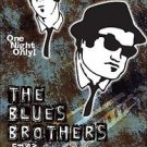 Blues Brothers Style K Movie Poster 13x19 inches