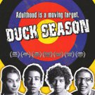 Duck Season Double Sided Original Movie Poster 27x40 inches