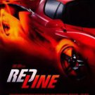 Redline Double Sided Original Movie Poster 27x40 inches