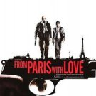 "From Paris With Love Regular Two Sided 27""x40' inches Original Movie Poster"
