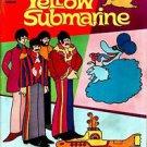 Beatles Yelloww Submarine Art  13x19 inches