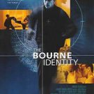Bourne Identity Double Sided Original Movie Poster 27x40 inches