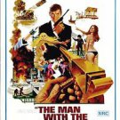 The Man With The Golden Gun Style A Movie Poster 13x19