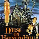 House on Haunted Hill  Poster 13x19 inches