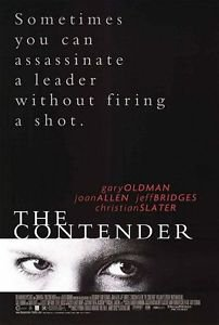Contender the Single Sided Original Movie Poster 27x40 inches