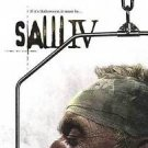 Saw IV Double Sided Original Movie Poster 27x40 inches