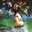 Flushed Away International Double Sided Original Movie Poster 27x40 inches