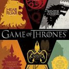 Games of the Thrones E Tv Show Poster 13x19 inches