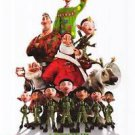 Arthur Christmas Regular Double Sided Original Movie Poster 27x40 inches