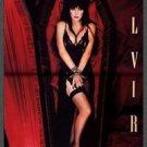 Elvira Mistress of the Dark Cassandra Peterson Poster Style F 13x19