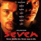 Seven Style A Movie Poster 13x19 inches