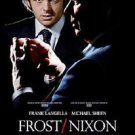 "Frost/Nixon One Sided 27""x40' inches Original Movie Poster"