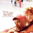 Not Easily Broken Original Double Sided Movie Poster 27x40 inches