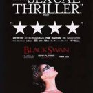Black Swan Version B Double Sided Original Movie Poster 27x40 inches