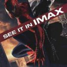 Spider-Man 3 Imax Embossed 27x40 Double Sided Movie Poster Original
