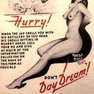 War Poster 13x19