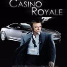 Casino Royale Style L Movie Poster 13x19 inches