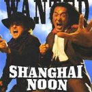 Shanghai Noon Advance Single Sided Original Movie Poster 27x40 inches