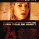 21 Grams Naomi WattsOrig Movie Poster Single Sided 27x40 inches